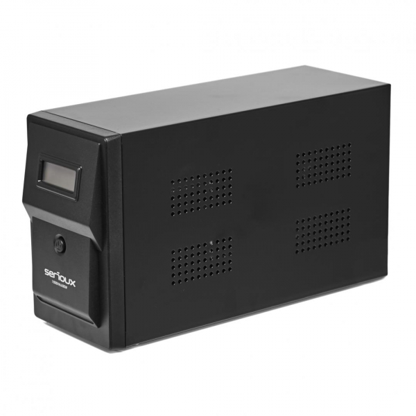 UPS 1500VA SERIOUX SRXU-1500LI 1