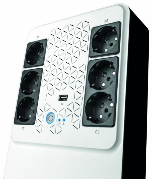 UPS LEGRAND MULTIPLUG 800VA/ 480W [0]