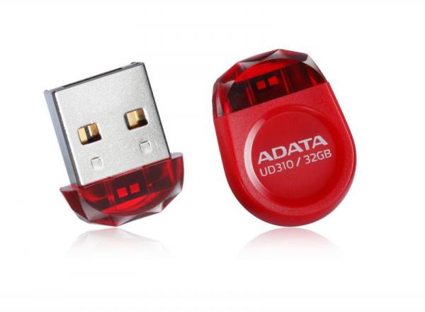 USB 32GB ADATA AUD310-32G-RRD 0