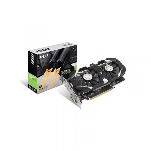 VIDEO MSI PCI-E GTX 1050 TI 4GT OC 0