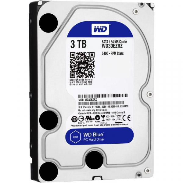 WD HDD3.5 3TB SATA WD30EZRZ 0