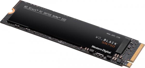 WD SSD 250GB BLACK M.2 2280 WDS250G3X0C 1