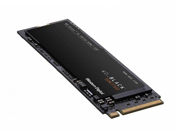 WD SSD 250GB BLACK M.2 2280 WDS250G3X0C 2