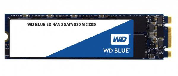 WD SSD 500GB BLUE M.2 SATA3 WDS500G2B0B 0