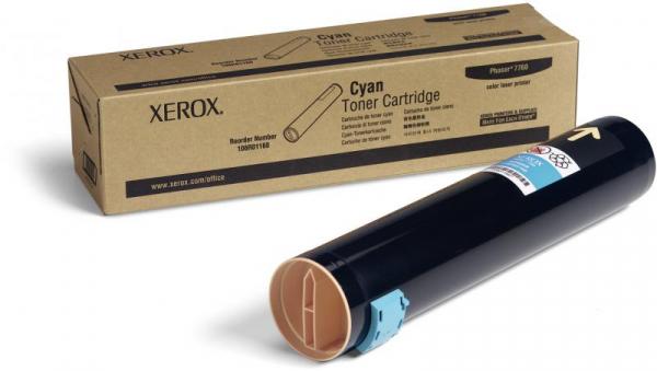 XEROX 106R01160 CYAN TONER CARTRIDGE 0