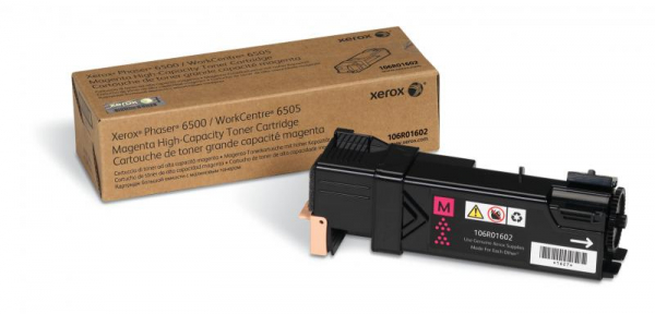 XEROX 106R01602 MAGENTA TONER CARTRIDGE 0