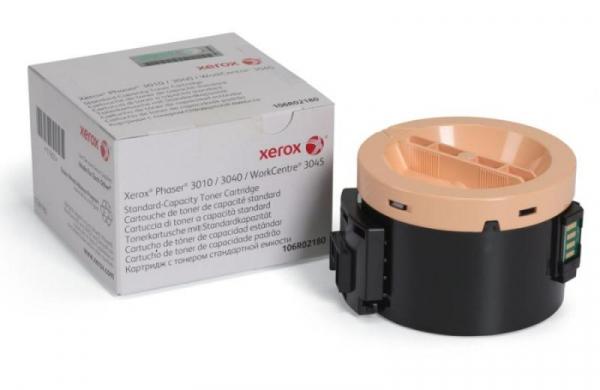 XEROX 106R02180 BLACK TONER CARTRIDGE 0