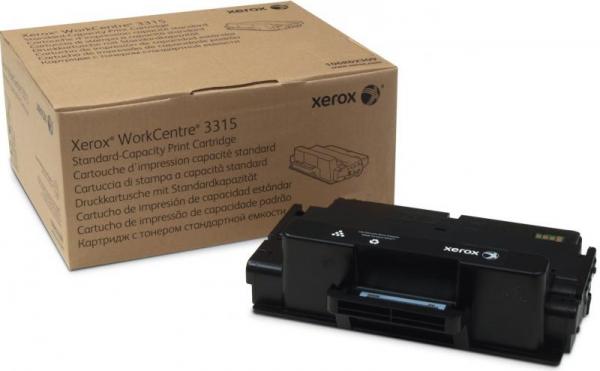 XEROX 106R02308 BLACK TONER CARTRIDGE 0