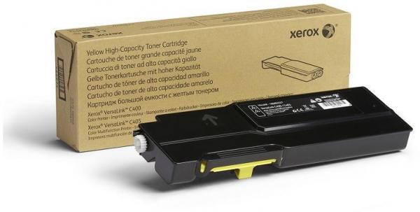 XEROX 106R03521 YELLOW TONER CARTRIDGE 0