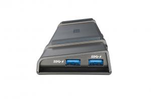 AS DOCKING STATION USB 3.0 HZ-3B1
