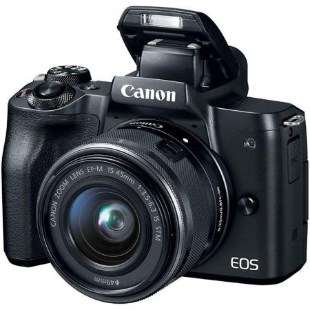 CAMERA FOTO EOS M50 BK KIT M15-45 IS STM [2]