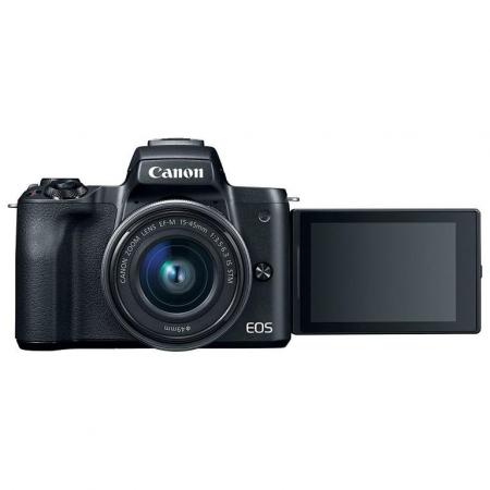 CAMERA FOTO EOS M50 BK KIT M15-45 IS STM [1]