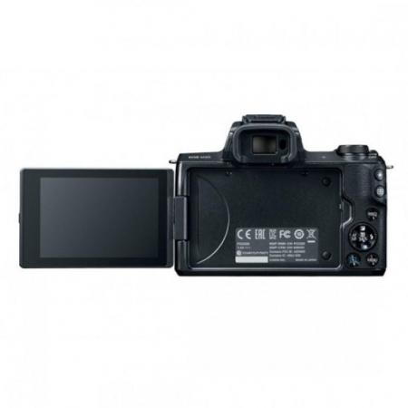 CAMERA FOTO EOS M50 BK KIT M15-45 IS STM [3]
