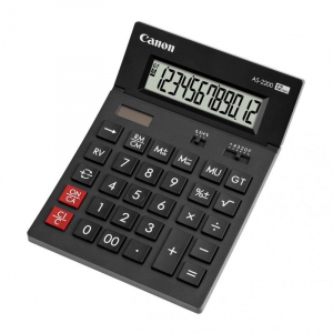 CANON AS2200 CALCULATOR 12 DIGITS1