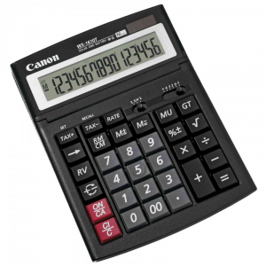 CANON WS1610T CALCULATOR 16 DIGITS1