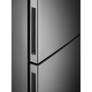 Combina frigorifica 461 litri A++ Frost free H 192 cm inox antiamprenta4