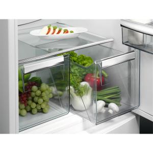 Combina frigorifica incorporabila 268 litri A+ Static low frost H 177 cm alb2