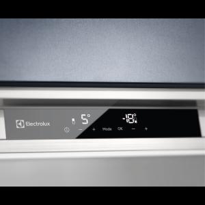 Combina frigorifica incorporabila LNS8TE19S 267 litri A++ Frost free H 188 cm alb [1]