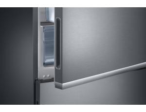 Combina frigorifica Samsung RB34K6032SS, All Around, Capacitate 344L, Capacitate neta congelator: 98l, Capacitate neta frigider: 246l, Inaltime 1917mm, Latime: 600mm, Adancime 664mm, Functii racire: N7