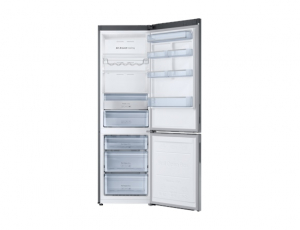 Combina frigorifica Samsung RB34K6032SS, All Around, Capacitate 344L, Capacitate neta congelator: 98l, Capacitate neta frigider: 246l, Inaltime 1917mm, Latime: 600mm, Adancime 664mm, Functii racire: N3