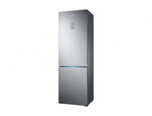 Combina frigorifica Samsung RB34K6032SS, All Around, Capacitate 344L, Capacitate neta congelator: 98l, Capacitate neta frigider: 246l, Inaltime 1917mm, Latime: 600mm, Adancime 664mm, Functii racire: N1