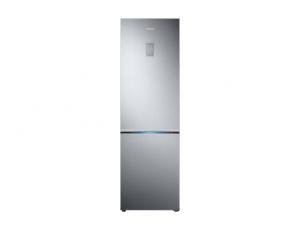 Combina frigorifica Samsung RB34K6032SS, All Around, Capacitate 344L, Capacitate neta congelator: 98l, Capacitate neta frigider: 246l, Inaltime 1917mm, Latime: 600mm, Adancime 664mm, Functii racire: N0