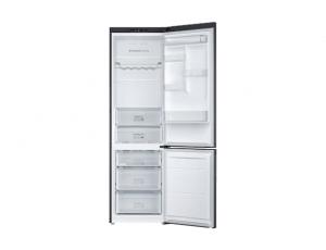 Combina frigorifica Samsung RB37J501MB1, All Around, Capacitate 387L, Capacitate neta congelator: 98l, Capacitate neta frigider: 255l, Inaltime 2010mm, Latime: 595mm, Adancime 675mm, Functii racire: N3