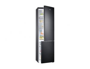 Combina frigorifica Samsung RB37J501MB1, All Around, Capacitate 387L, Capacitate neta congelator: 98l, Capacitate neta frigider: 255l, Inaltime 2010mm, Latime: 595mm, Adancime 675mm, Functii racire: N5