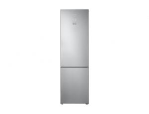 Combina frigorifica Samsung RB37J546MSA, All Around, Capacitate 353L, Capacitate neta congelator: 98l, Capacitate neta frigider: 255l, Inaltime 2010mm, Latime: 595mm, Adancime 675mm, Functii racire: N0