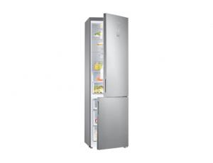 Combina frigorifica Samsung RB37J546MSA, All Around, Capacitate 353L, Capacitate neta congelator: 98l, Capacitate neta frigider: 255l, Inaltime 2010mm, Latime: 595mm, Adancime 675mm, Functii racire: N5