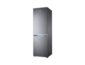 Combina frigorifica Samsung RB38R7717S9, Twin Cooling Plus, Capacitate 382L, Capacitate neta congelator: 130l, Capacitate neta frigider: 252l, Inaltime 1927mm, Latime: 595mm, Adancime 650mm, Functii r1