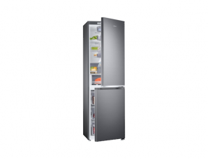 Combina frigorifica Samsung RB38R7717S9, Twin Cooling Plus, Capacitate 382L, Capacitate neta congelator: 130l, Capacitate neta frigider: 252l, Inaltime 1927mm, Latime: 595mm, Adancime 650mm, Functii r5