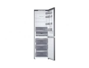 Combina frigorifica Samsung RB38R7717S9, Twin Cooling Plus, Capacitate 382L, Capacitate neta congelator: 130l, Capacitate neta frigider: 252l, Inaltime 1927mm, Latime: 595mm, Adancime 650mm, Functii r3