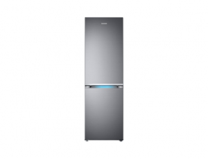 Combina frigorifica Samsung RB38R7717S9, Twin Cooling Plus, Capacitate 382L, Capacitate neta congelator: 130l, Capacitate neta frigider: 252l, Inaltime 1927mm, Latime: 595mm, Adancime 650mm, Functii r0
