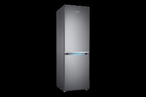 Combina frigorifica Samsung RB38R7717S9, Twin Cooling Plus, Capacitate 382L, Capacitate neta congelator: 130l, Capacitate neta frigider: 252l, Inaltime 1927mm, Latime: 595mm, Adancime 650mm, Functii r2