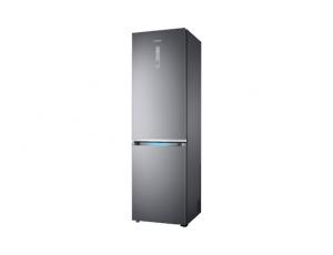 Combina frigorifica Samsung RB41R7837S9, Twin Cooling Plus, Capacitate 406L, Capacitate neta congelator: 130l, Capacitate neta frigider: 276l, Inaltime 2016mm, Latime: 595mm, Adancime 650mm, Functii r1