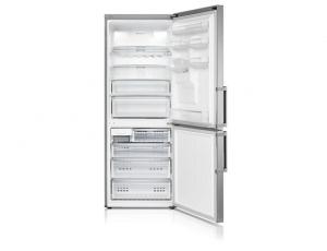 Combina frigorifica Samsung RL4363FBASL, All Around, Capacitate 432L, Capacitate neta congelator: 132l, Capacitate neta frigider: 300l, Inaltime 1850mm, Latime: 700mm, Adancime 740mm, Functii racire: 2