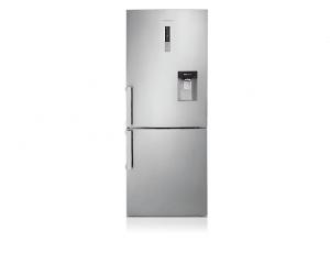 Combina frigorifica Samsung RL4363FBASL, All Around, Capacitate 432L, Capacitate neta congelator: 132l, Capacitate neta frigider: 300l, Inaltime 1850mm, Latime: 700mm, Adancime 740mm, Functii racire: 0