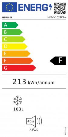 CONGELATOR HEINNER HFF-V102BKF+ [2]