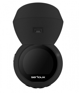 DVR SERIOUX URBAN SAFETY+GPS 200 BLACK1