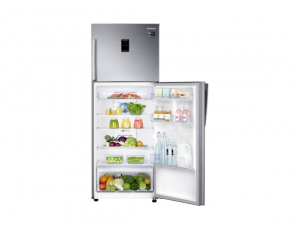 Frigider Samsung RT38K5435S9, Capacitate 384L, Capacitate neta congelator: 89l, Capacitate neta frigider: 295l, Inaltime 1785mm, Latime: 675mm, Adancime 668mm, Functii racire: Twin Cooling Plus/No Fro6