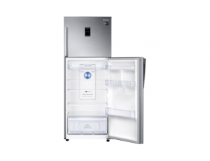 Frigider Samsung RT38K5435S9, Capacitate 384L, Capacitate neta congelator: 89l, Capacitate neta frigider: 295l, Inaltime 1785mm, Latime: 675mm, Adancime 668mm, Functii racire: Twin Cooling Plus/No Fro5