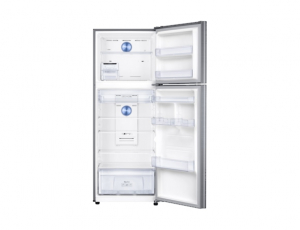 Frigider Samsung RT38K5530S9, Capacitate 384L, Capacitate neta congelator: 89l, Capacitate neta frigider: 295l, Inaltime 1785mm, Latime: 675mm, Adancime 668mm, Functii racire: Twin Cooling Plus/No Fro3
