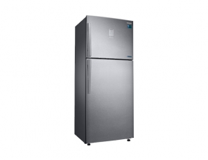 Frigider Samsung RT43K6335SL, Capacitate 440L, Capacitate neta congelator: 111l, Capacitate neta frigider: 329l, Inaltime 1785mm, Latime: 700mm, Adancime 776mm, Functii racire: Twin Cooling Plus/No Fr1