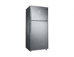 Frigider Samsung RT50K6335SL, Capacitate 500L, Capacitate neta congelator: 125l, Capacitate neta frigider: 375l, Inaltime 1790mm, Latime: 790mm, Adancime770mm, Functii racire: Twin Cooling Plus/No Fro1