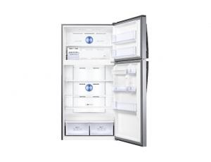 Frigider Samsung RT58K7105SL, Capacitate 583L, Capacitate neta congelator: 161l, Capacitate neta frigider: 422l, Inaltime: 1787mm, Latime: 836mm, Adancime: 788mm, Functii racire: Twin Cooling Plus/No 3