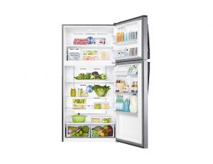 Frigider Samsung RT58K7105SL, Capacitate 583L, Capacitate neta congelator: 161l, Capacitate neta frigider: 422l, Inaltime: 1787mm, Latime: 836mm, Adancime: 788mm, Functii racire: Twin Cooling Plus/No 4