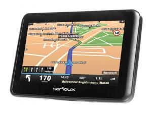 "GPS 4.3"" SERIOUX  URBANPILOT UPQ430 [2]"