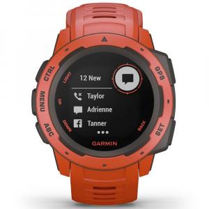 GPS Watch Garmin INSTINCT FLAME RED2