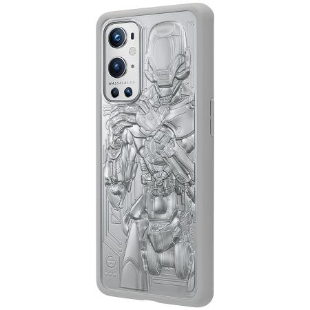 Husa Plastic OnePlus 9 PRO Unique Blk [1]